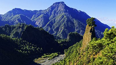 Entre paréntesis - Caldera de Taburiente, el Parque Nacional de La Palma - Escuchar ahora