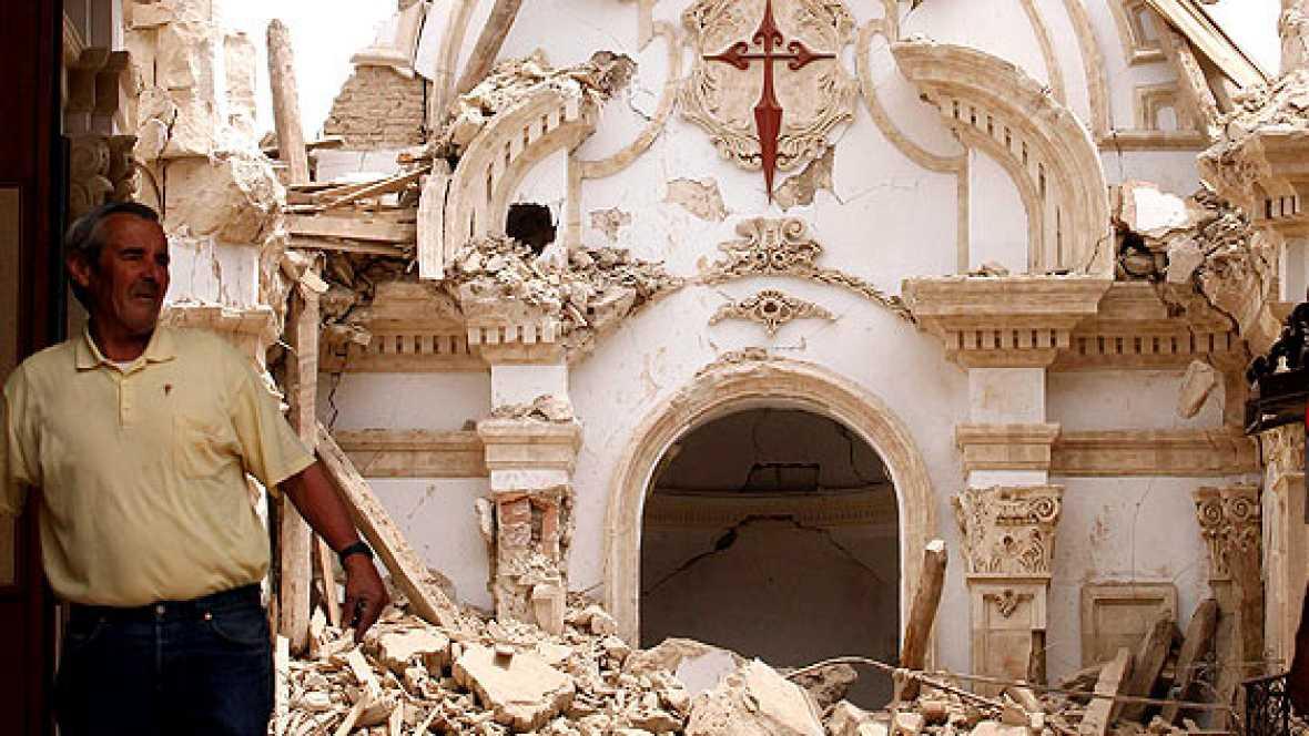 América hoy - Protección del Patrimonio Cultural ante desastres naturales - 23/05/16 - escuchar ahora