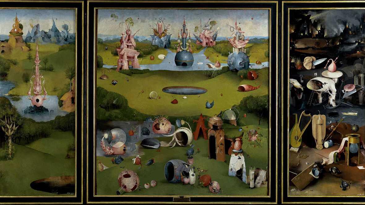 Punto de enlace - Paisajes encontrados de tres grandes maestros: El Bosco, El Greco y Goya - 27/05/16 - escuchar ahora