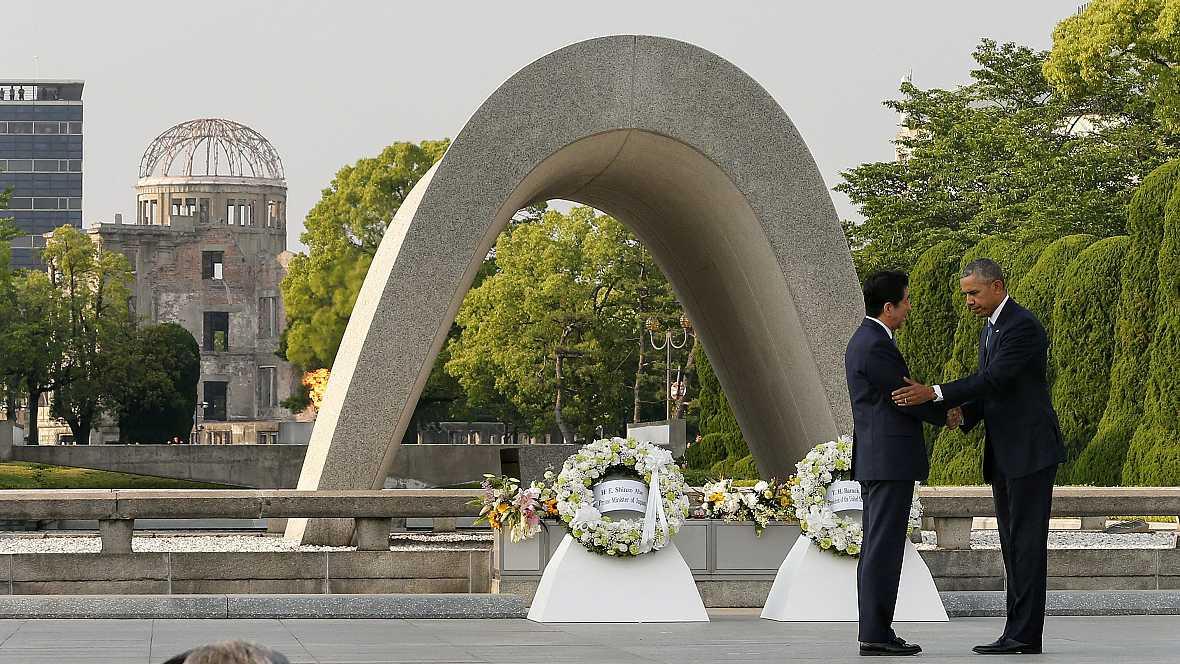 Asia hoy - Obama en Hiroshima - 27/05/16 - escuchar ahora
