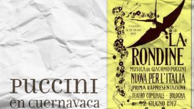 """Cuaderno de notas  - Puccini y """"La golondrina"""" (La rondine) - 28/05/16 - Escuchar ahora"""