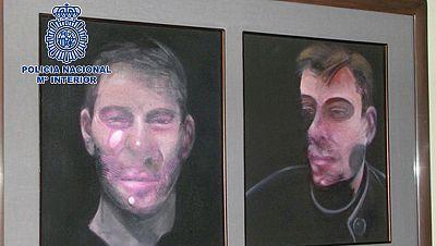 Detenidas 7 personas por robo Francis Bacon - Escuchar ahora