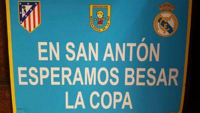 Los sin techo podr�n ver la Champions en San Ant�n - Escuchar ahora