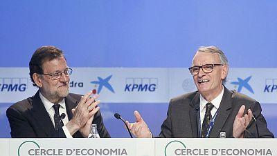 Informativos fin de semana - 14 horas - Rajoy acusa a Carmena y Colau de da�ar la econom�a - Escuchar ahora
