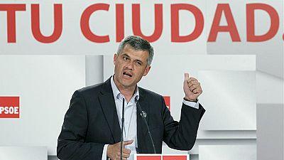 """Las mañanas de RNE - David Lucas: """"El adversario del PSOE es el PP"""" - Escuchar ahora"""