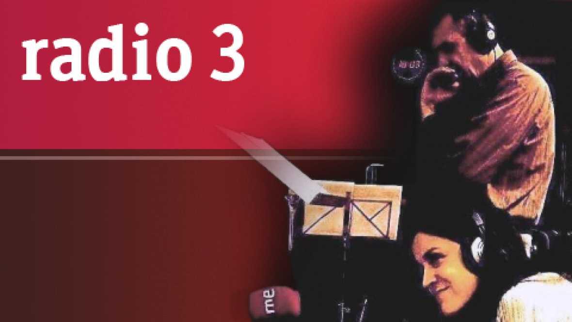 Videodrome - ¿Desaparecidos?... - 05/06/16 - escuchar ahora