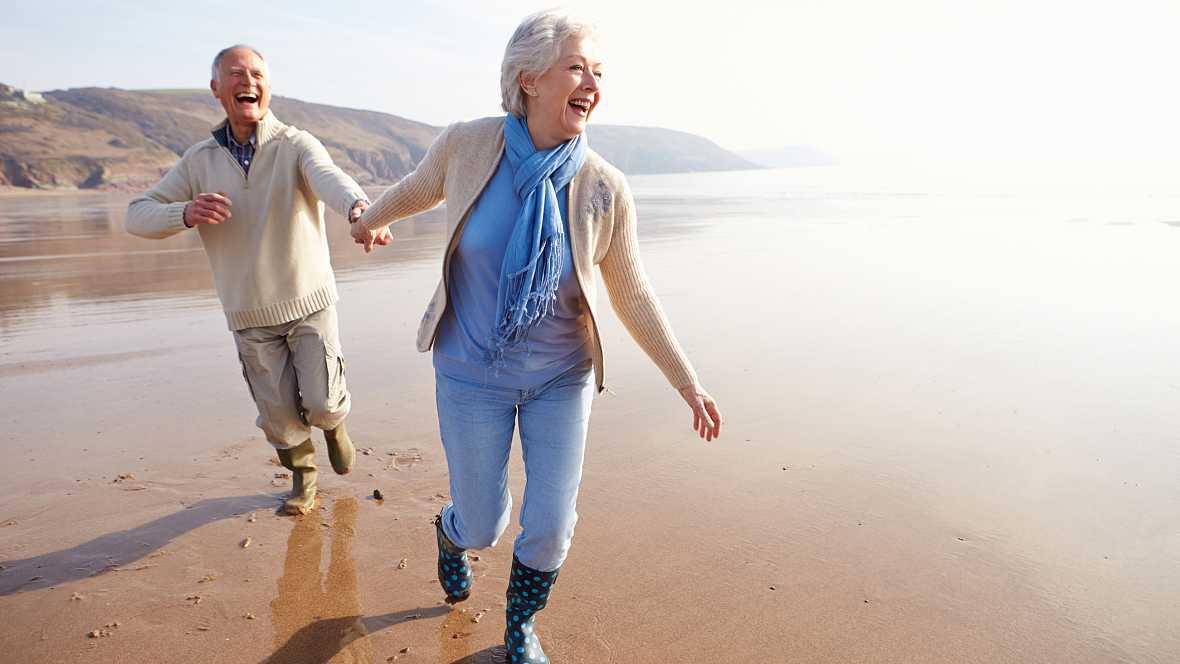 Punto enlace - Pautas para envejecer mejor, sin hacerse mayor - 06/06/16 - escuchar ahora