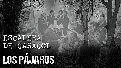 Escalera de caracol - Los pájaros