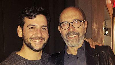 La sala - Fran Perea se embarca en 'Novecento' junto a Miguel Rell�n - 04/06/16 - Escuchar ahora