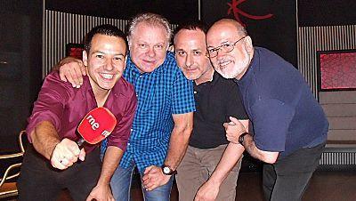 La sala - Los de L'Om - Impreb�s, c�micos junto a Jorge G� Palomo - 08/06/16 - Escuchar ahora