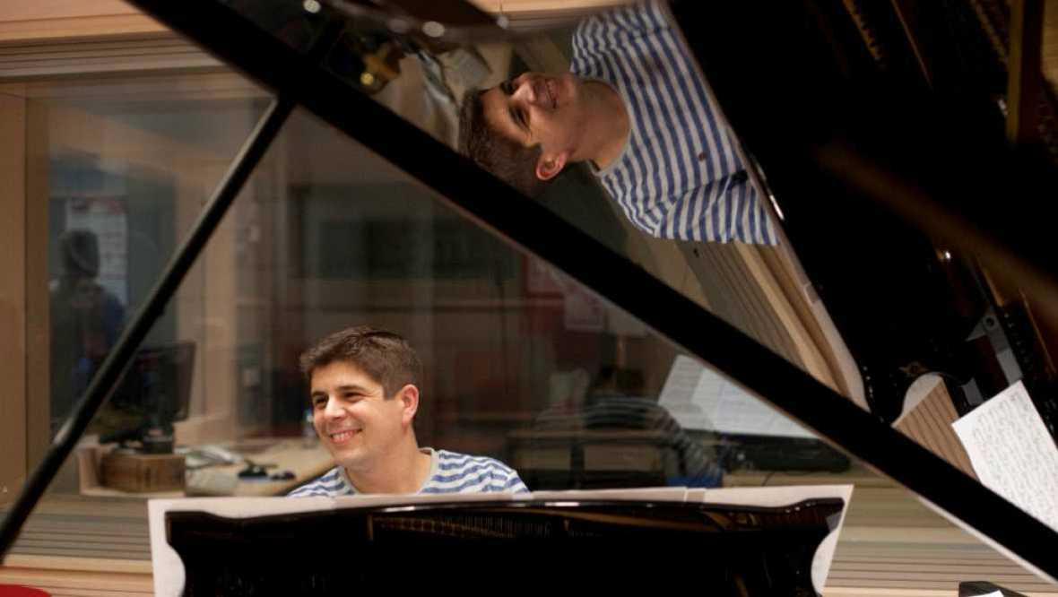 Pianistas españoles - Javier Perianes - 09/06/16 - escuchar ahora