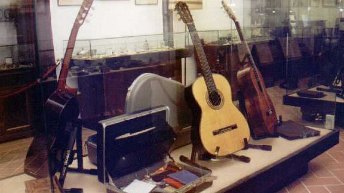Marca España - Museo de Andrés Segovia - escuchar ahora
