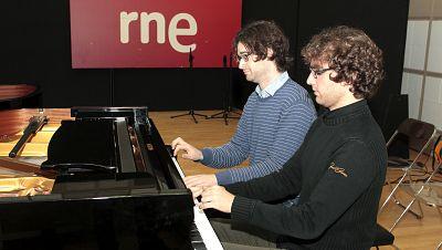 Hermanos Luis y Victor del Valle