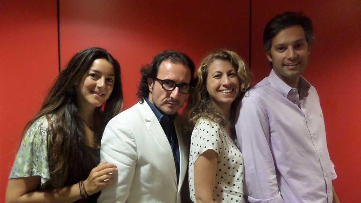 Club 21 - Amb Humbert Conti, Ana de Blas i Anna Aromir