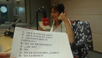La sala - Clases de Cristina Alc�zar para convertirnos en actores - 13/06/16 - Escuchar ahora