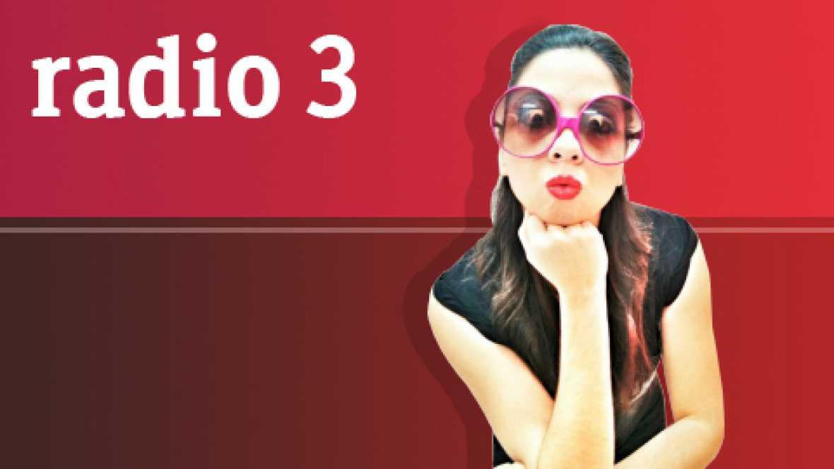 Router con Paloma Cortina - Series: Transparent - 25/06/16 - Escuchar ahora