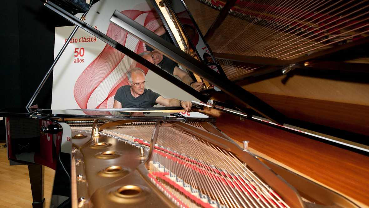 Pianistas españoles - Ricardo Descalzo - 16/06/16 - escuchar ahora