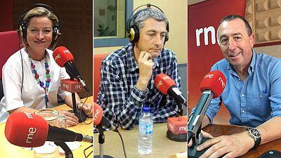 Las mañanas de RNE - Entrevistas electorales: Ana Oramas (CC), Oskar Matute (EH Bildu) y Joan Baldoví (A la Valenciana) - Escuchar ahora