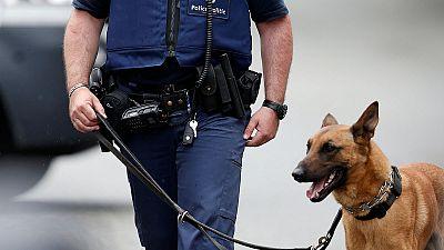Operación antiterrorista en Bélgica ante el riesgo de un atentado inmiente