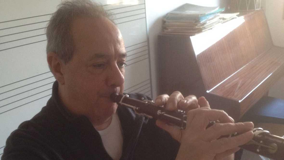 Tradicionàrius - Tito Peláez, director Escola Folk del Pirineu