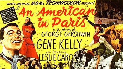 Las mañanas de RNE - Clásicos en la gran pantalla con Eva Sandoval: 'Un americano en París' - Escuchar ahora