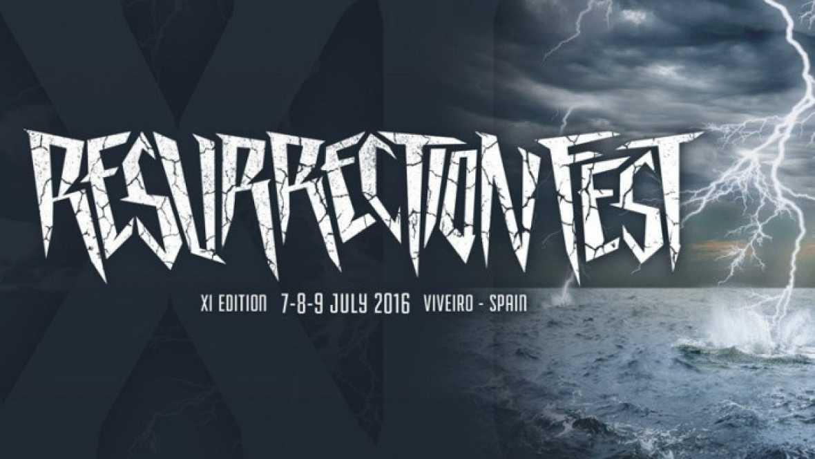 Bandera Negra - Resurrection Fest 2016 - Escuchar ahora