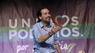 Las mañanas de RNE - Entrevistas electorales: Pablo Iglesias (Unidos Podemos) - Escuchar ahora