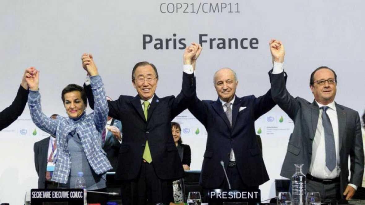 Radio 5 Actualidad - La Convención Marco de Naciones Unidas sobre el Cambio Climático, Princesa de Asturias de Cooperación Internacional - Escuchar ahora