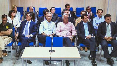 Diario de las 2 - Visto para sentencia el juicio por el caso Nóos - Escuchar ahora