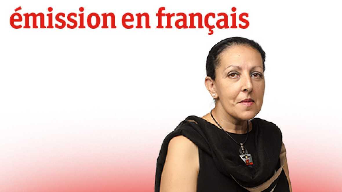 """Emission en français - Hubert Haddad: """"Théorie de la vilaine petite fille"""" - 24/06/16 - escuchar ahora"""