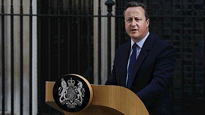 Boletines RNE - Cameron anuncia su dimisión, tras la decisión del Reino Unido de abandonar la UE - Escuchar ahora