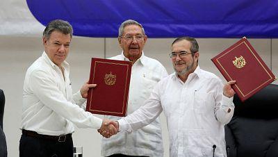 Cooperaci�n es Desarrollo - Colombia, la mejor noticia - 26/06/16 - escuchar ahora