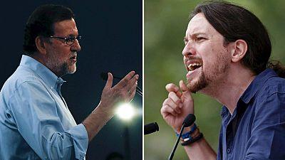 Radio 5 Actualidad - Especial 26J - El PP gana las elecciones y Unidos Podemos adelanta al PSOE, según Sigma Dos - Escuchar ahora