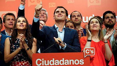 """Radio 5 Actualidad - Especial 26J - Albert Rivera: """"Nuestro primer objetivo esta legislatura será cambiar la ley electoral"""" - Escuchar ahora"""