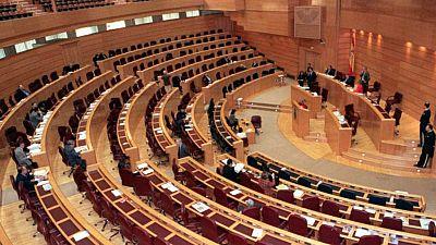 Boletines RNE - En el Senado, el PP mejora su mayoría absoluta - Escuchar ahora