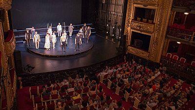 Ventana Ecuador - Teatro sin fronteras - Escuchar ahora