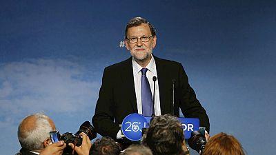 Las mañanas de RNE - Rajoy insiste en que no renunciará a constituir el nuevo Gobierno - Escuchar ahora