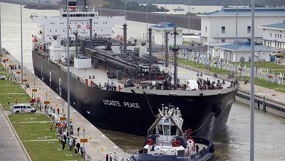 Españoles en la mar - Navieras europeas y el nuevo Canal de Panamá - 27/06/16 - escuchar ahora