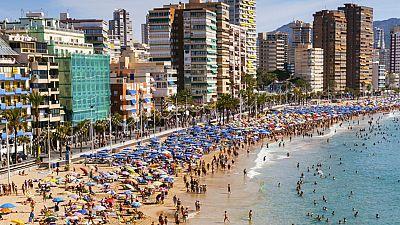 Radio 5 Actualidad - Los viajes en España aumentan un 23% en el primer trimestre del año - Escuchar ahora