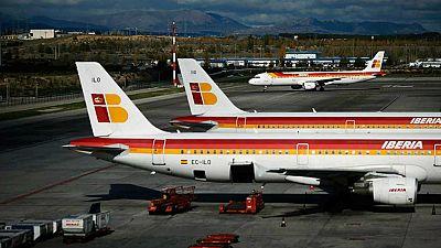 Radio 5 Actualidad - Iberia inaugura este martes su primera ruta con China - Escuchar ahora