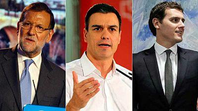 Diario de las 2 - Los partidos inician los contactos para que la formación de un nuevo Gobierno - Escuchar ahora