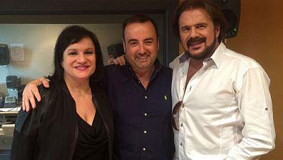 Metròpoli - Entrevista amb el duo musical 'Pimpinela'. El nostre gabinet jurídic