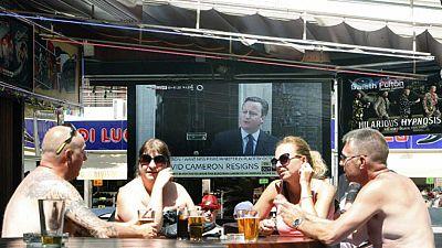 Marca España - ¿Qué esperan los británicos residentes en España del 'brexit'? - escuchar ahora