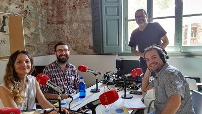 Las cu�as de RNE - Bien manchados de amarillo: Frinje Madrid, Grec de Barcelona, Palma del R�o - 30/06/16 - Escuchar ahora