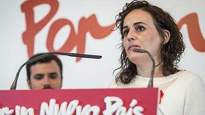 """Las ma�anas de RNE - Clara Alonso (IU): """"Vamos a hacer lo posible para que no gobierne el PP"""" - Escuchar ahora"""