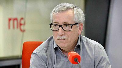 """Las mañanas de RNE - Ignacio Fernández Toxo: """"Hay varias fórmulas de Gobierno posibles, con y sin el PP"""" - Escuchar ahora"""