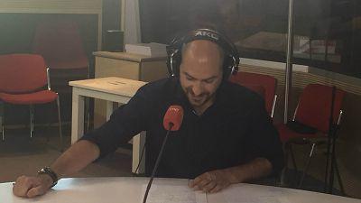 Las ma�anas de RNE - Descubre d�nde se encuentra nuestro reportero en el tiempo Jorge Abad - Escuchar ahora