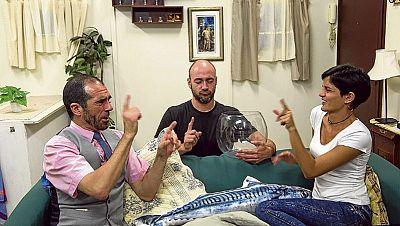 Territori clandest� - La primera Webs�rie en llengua dels signes catalana