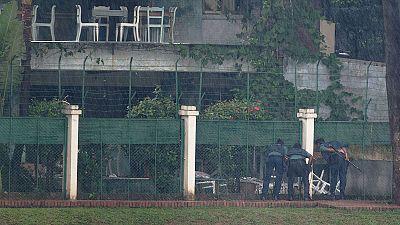 La policía de Bangladesh cree que los terroristas del ataque al restaurante pertenecen a un grupo local