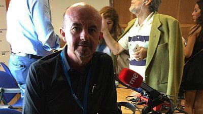 Las mañanas de RNE - Hablamos sobre periodismo de guerra y deportaciones con el ex corresponsal Carlos Hernández de Miguel - Escuchar ahora